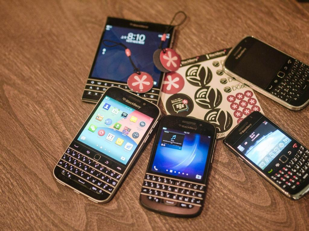 BlackBerry's 'Aggressive' Software Targets|Morgan Stanley Maintains