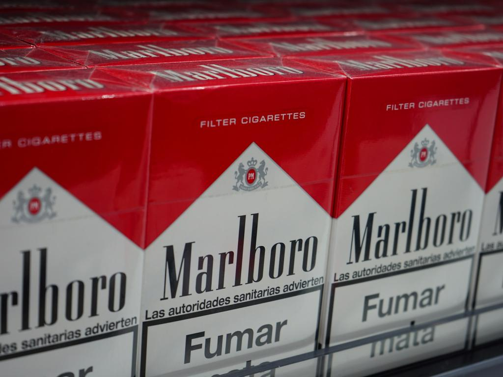 Marlboro cigarettes' parent company delves into marijuana market
