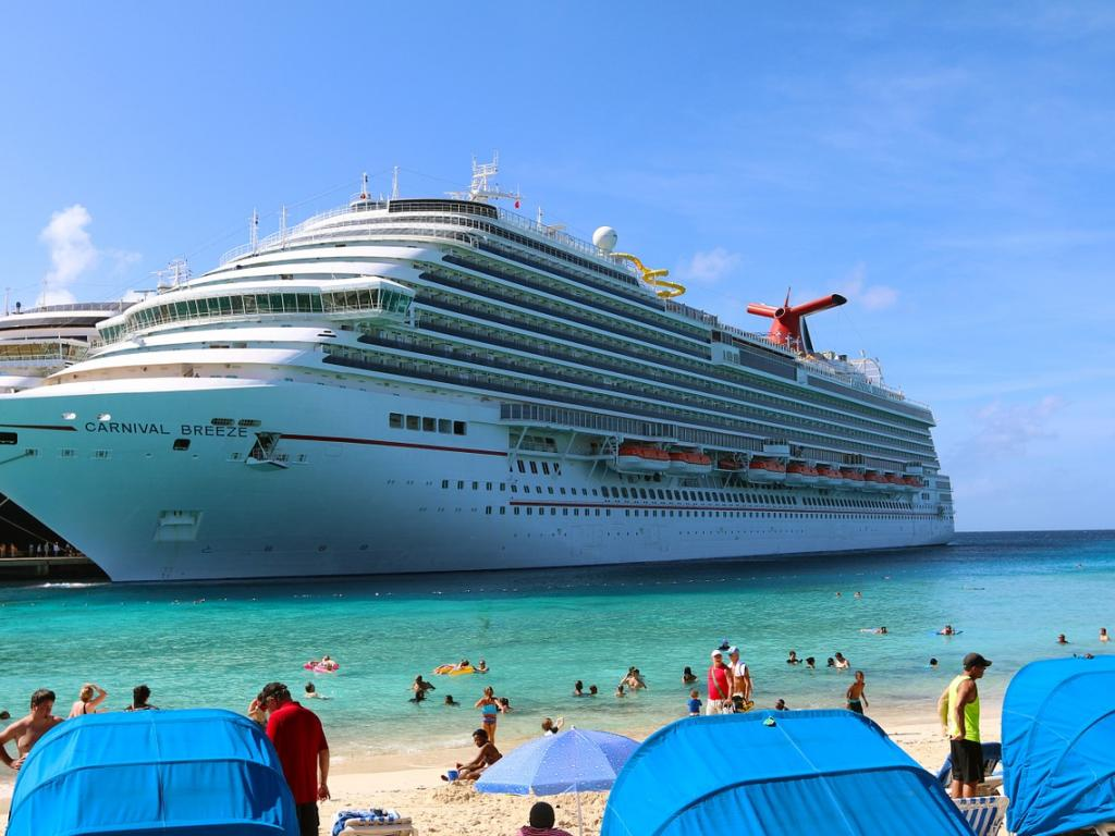 Carnival Corporation Nyse Ccl Carnival Corp To Add 4