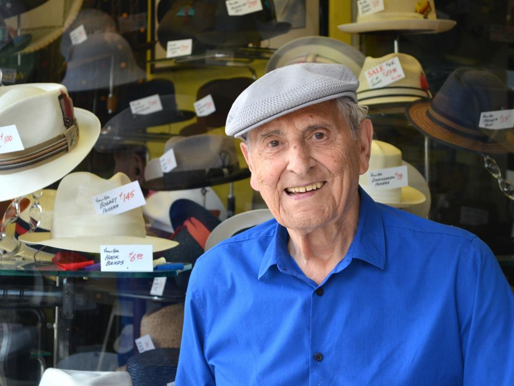 Henry The Hatter  America s Oldest Hat Shop Loses Space In Growing ... ee2d4711b41