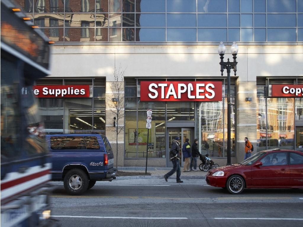 Sentiment Change Report: Staples Inc (NASDAQ:SPLS)