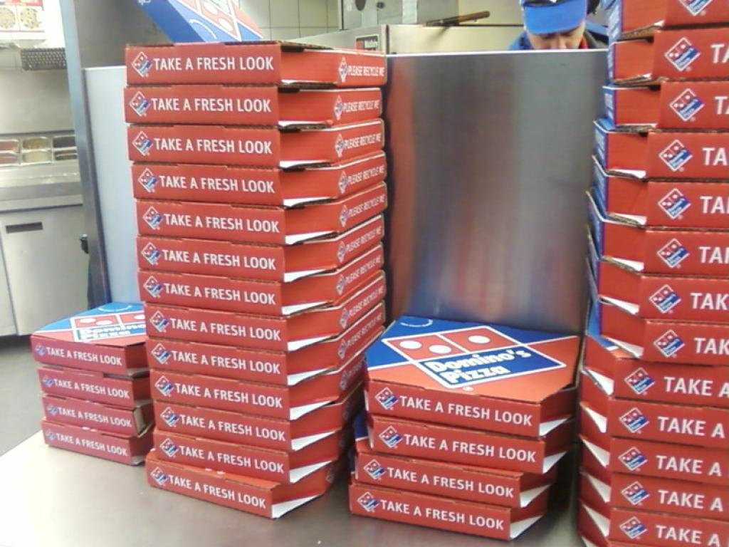 Domino's Pizza Inc (NYSE:DPZ) Sees Unusual Trading Volume in Its Shares