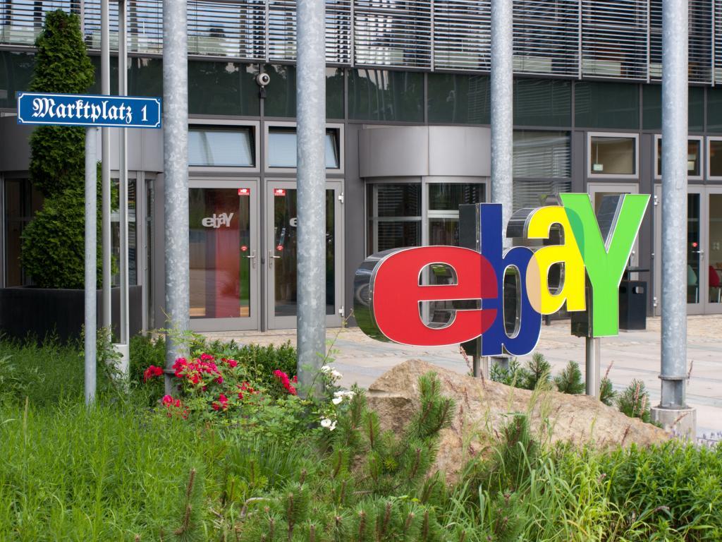 eBay Inc  (NASDAQ:EBAY), PayPal Holdings (NASDAQ:PYPL) - eBay CEO