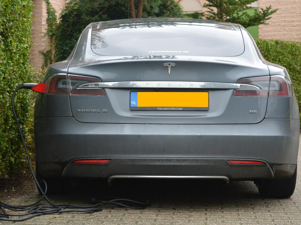 Tesla may enter ride ride-hailing business next year