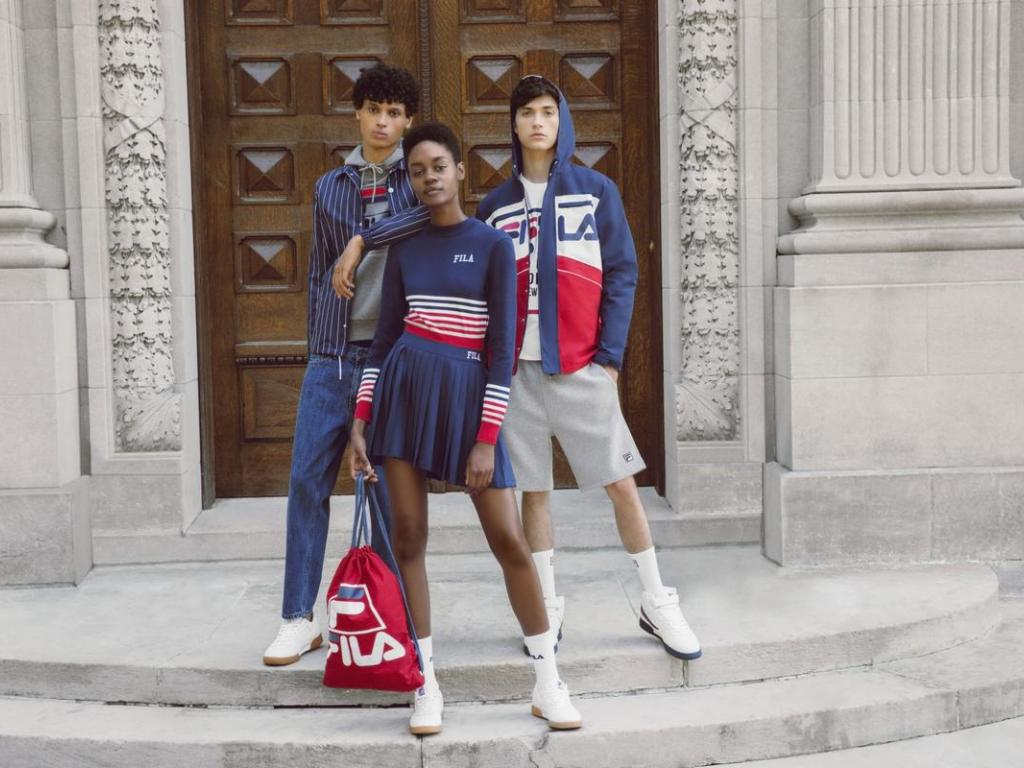 How Changing Trends Resurrected FILA As A Fashion Brand ...
