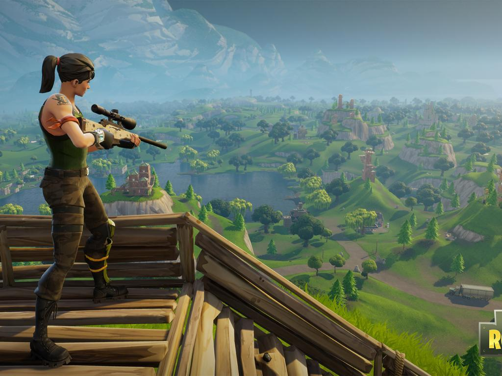 Fortnite Mania Spreads As Game Debuts On Nintendo Switch