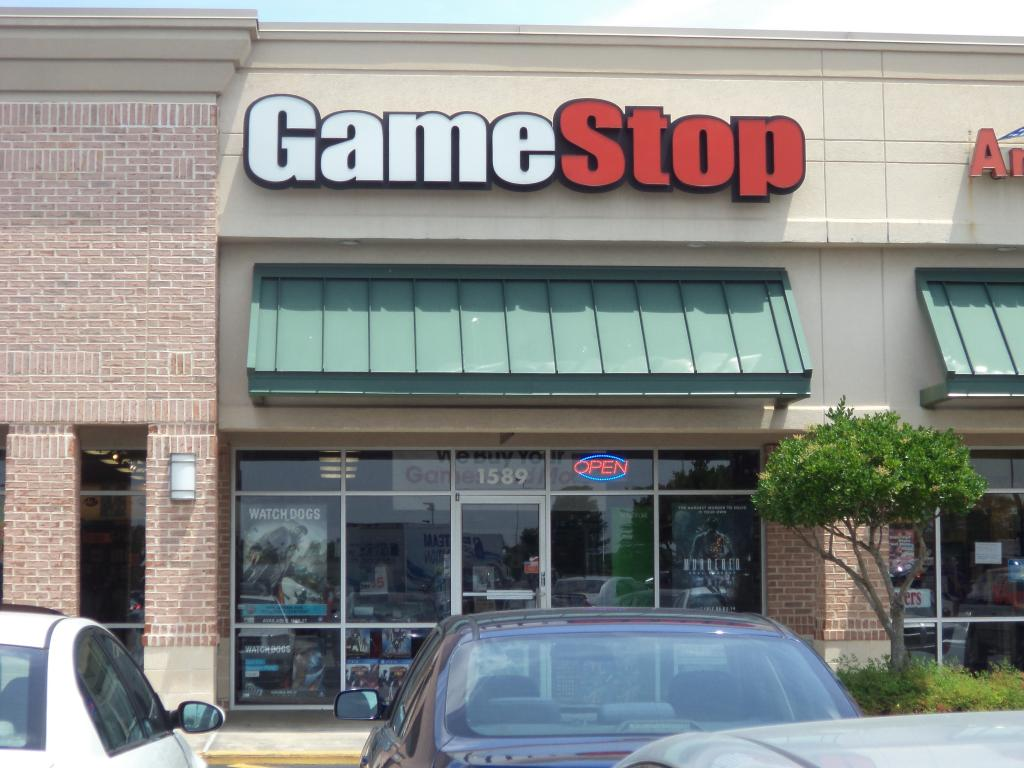 GameStop shares drop after results fall short of expectations