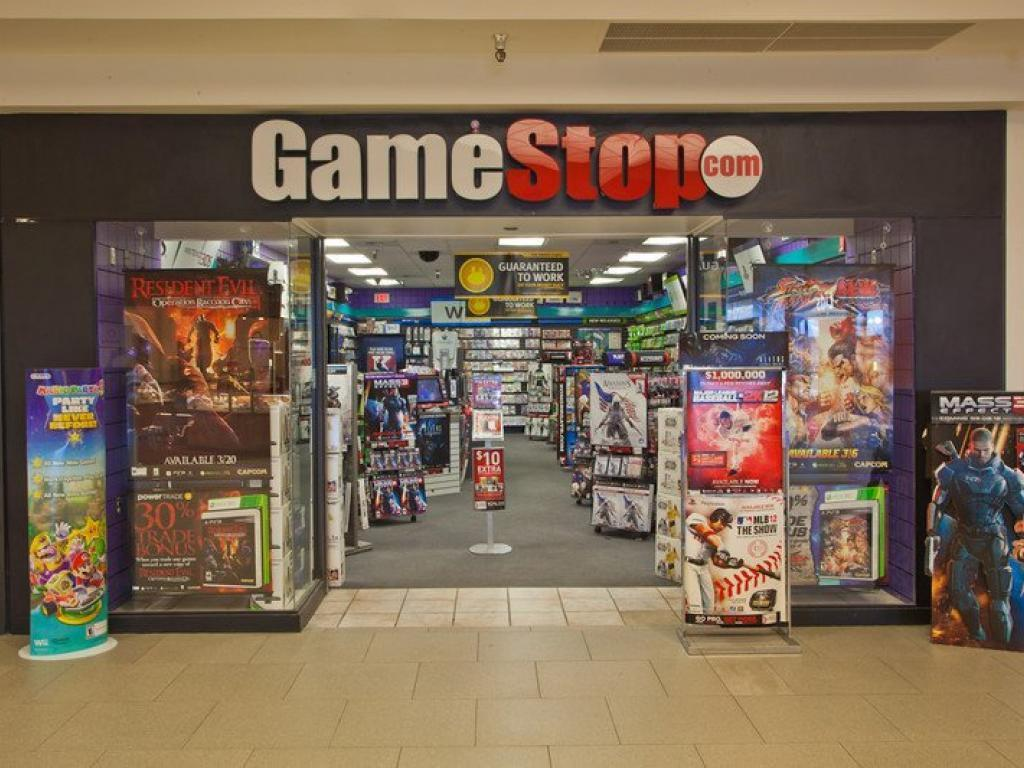 GameStop Abandons Attempts To Sell Itself, Stock Takes A Major Hit