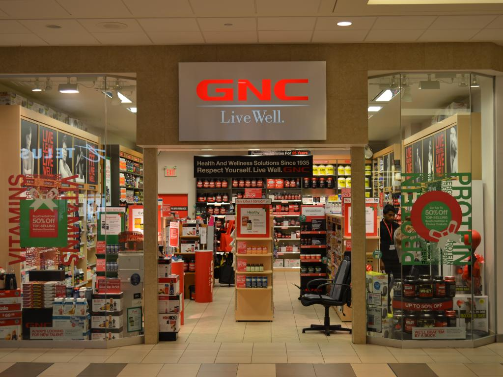 Why GNC Holdings Stock Gained 17.9% in January