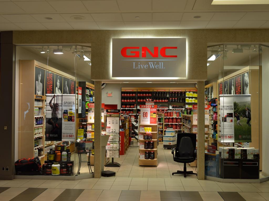 Featured Stock: GNC Holdings Inc. (GNC)