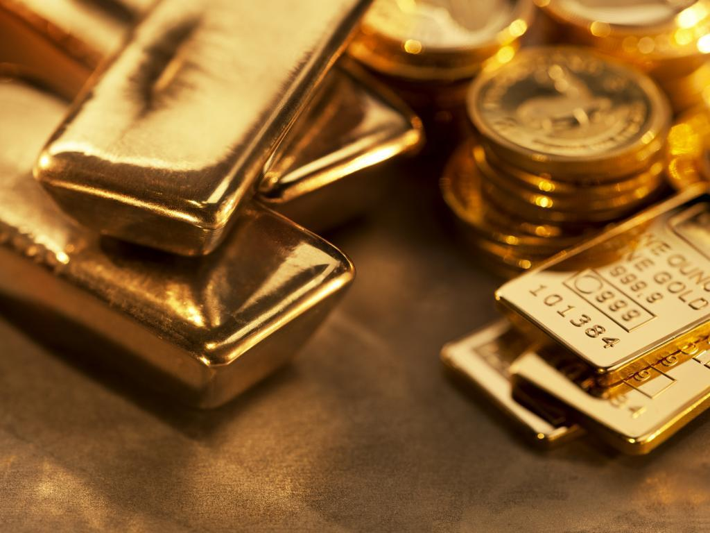 The Stronger Dollar Is Bringing Gold Down
