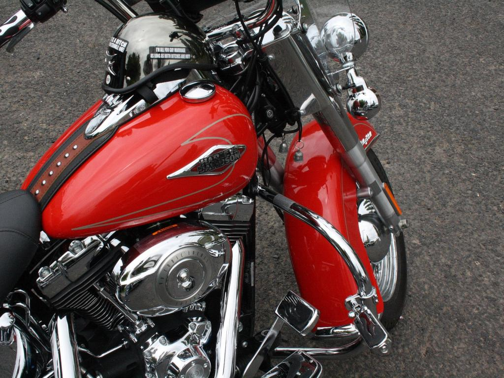 Harley-Davidson Jumps on Decent Earnings