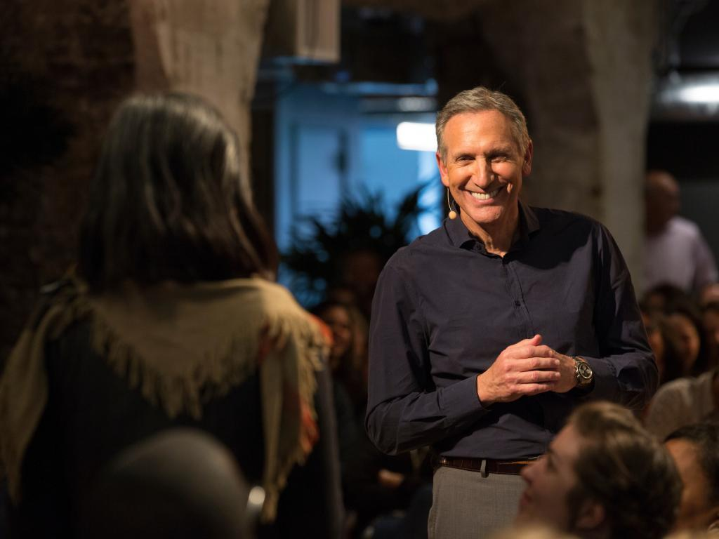 Ex-Starbucks CEO Howard Schultz ends independent bid for president