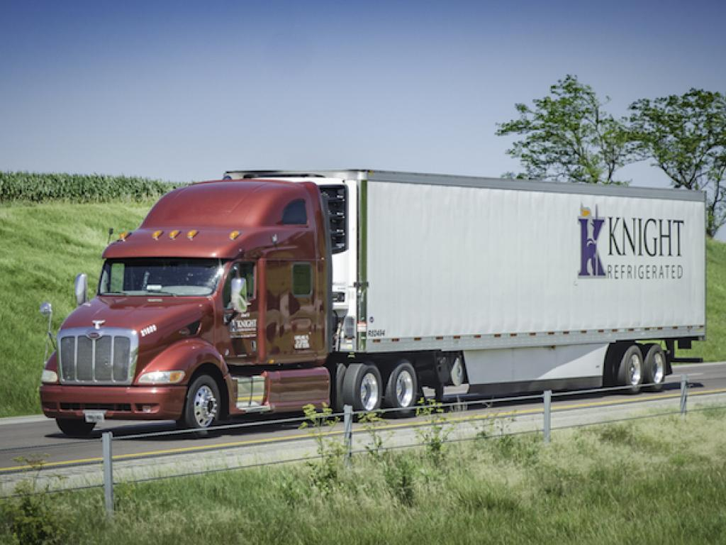 Swift Trucking Reviews >> Knight Transportation Inc Nyse Knx Knight Swift Stock Has Room