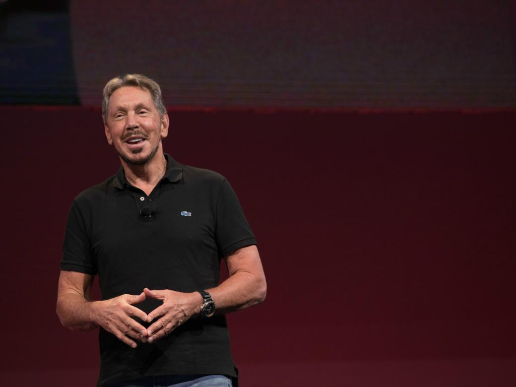 Oracle cloud revenues jump 32% to United States dollars 9.8 bln, driving solid Q3
