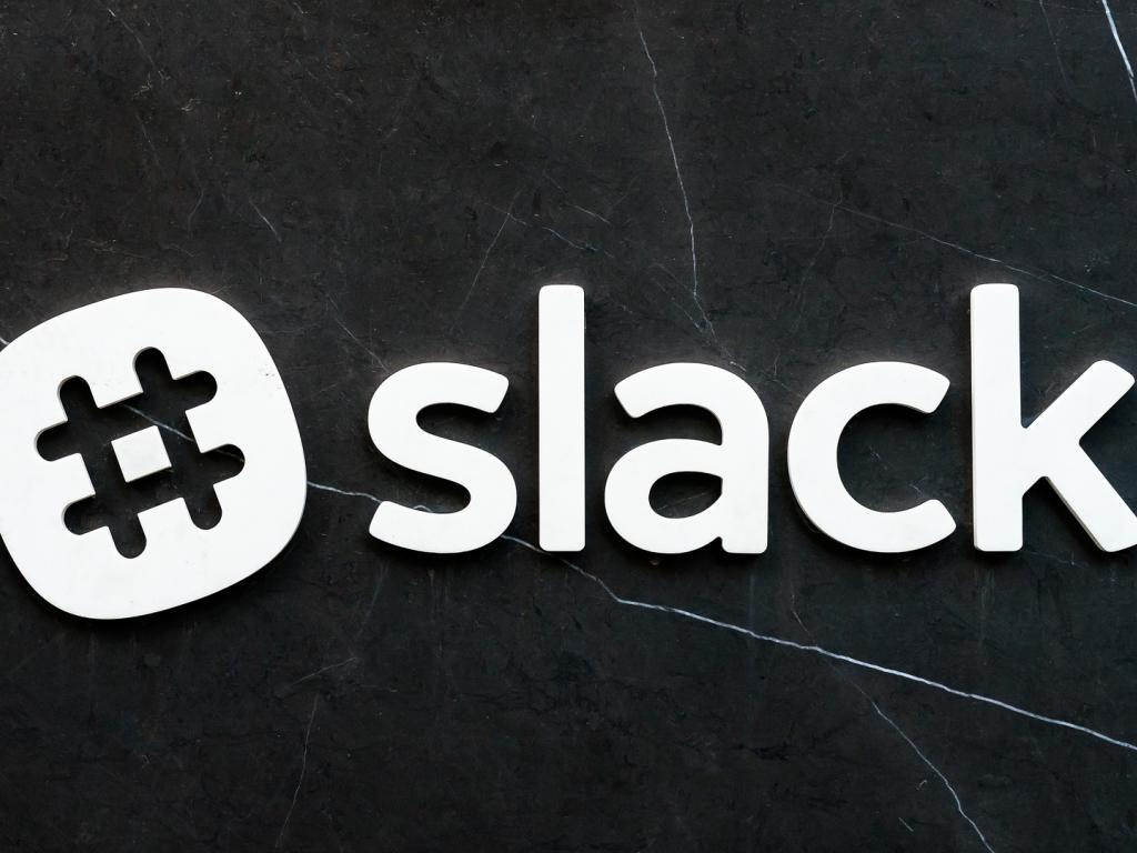 Slack's Stock Trades Higher On Report IBM Moves Employees To Platform