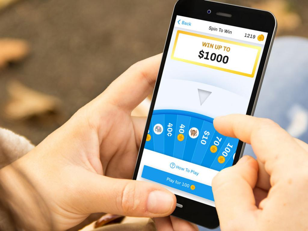 What If Saving Money Was As Fun As Playing The Lottery? New App