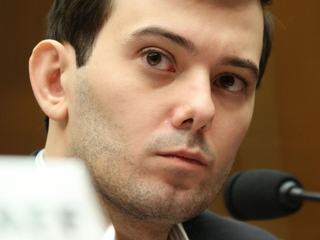 NY, feds sue 'Pharma Bro' for 'scheme' to keep drug price up
