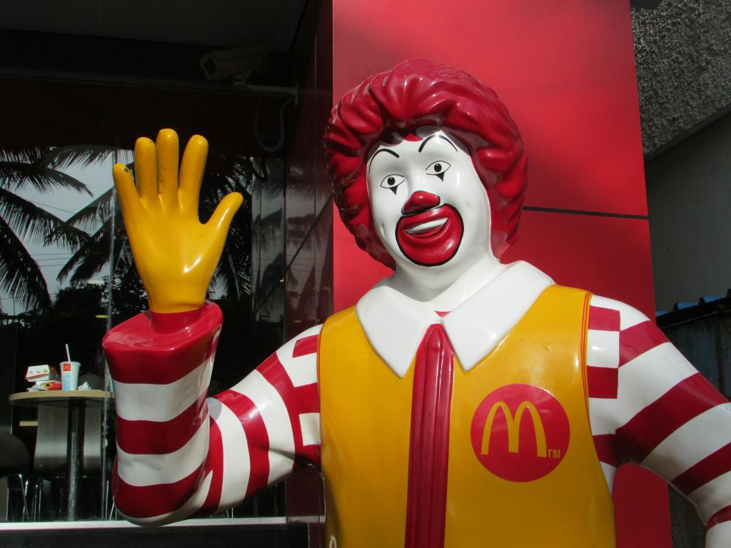 Best stocks of the day: McDonald's Corp. (NYSE:MCD)