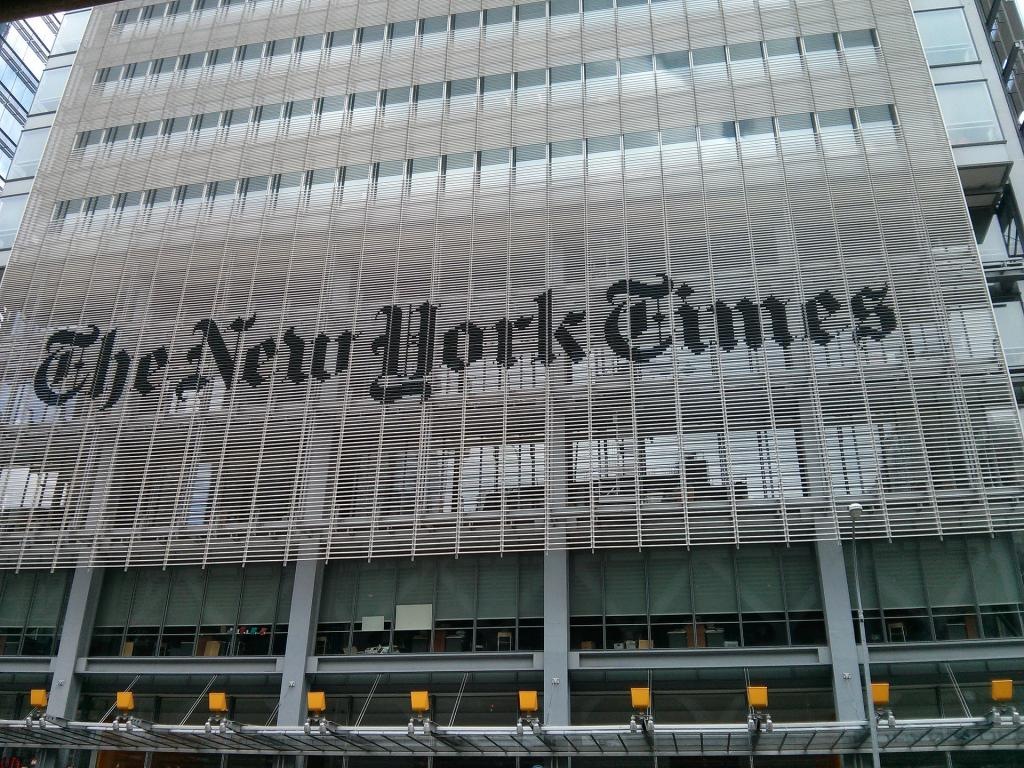 New York Times Co (NYT) Insider Sells $6090480.00 in Stock