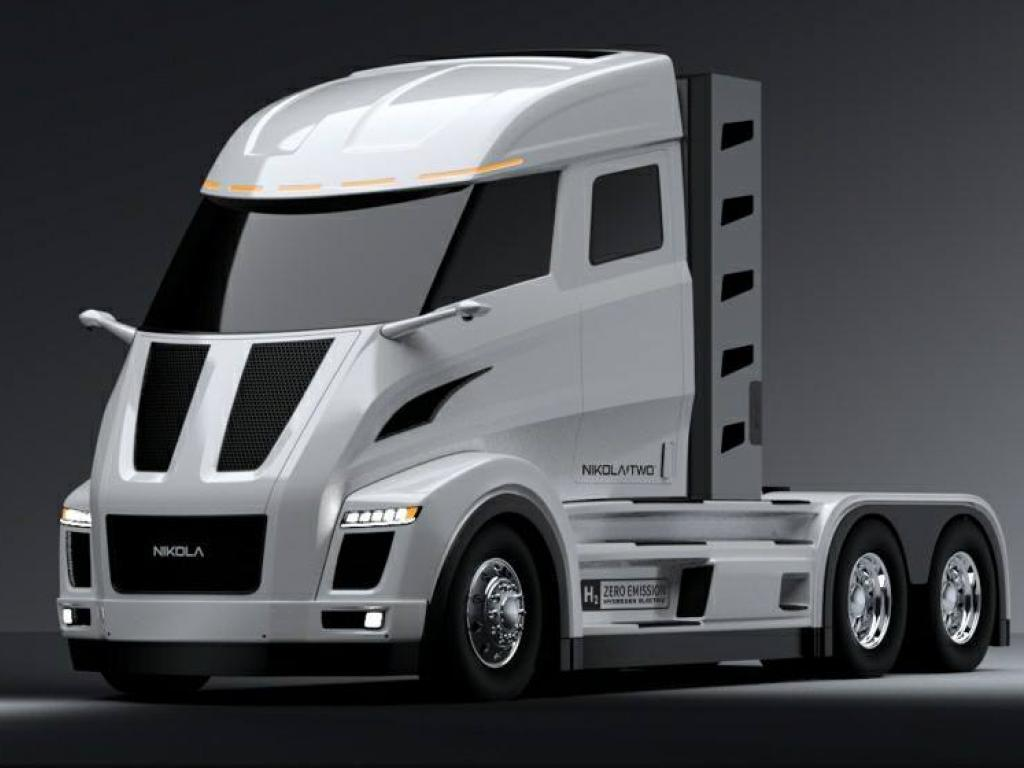 Nikola World 2019: Photos From The Unveiling Of The Hydrogen