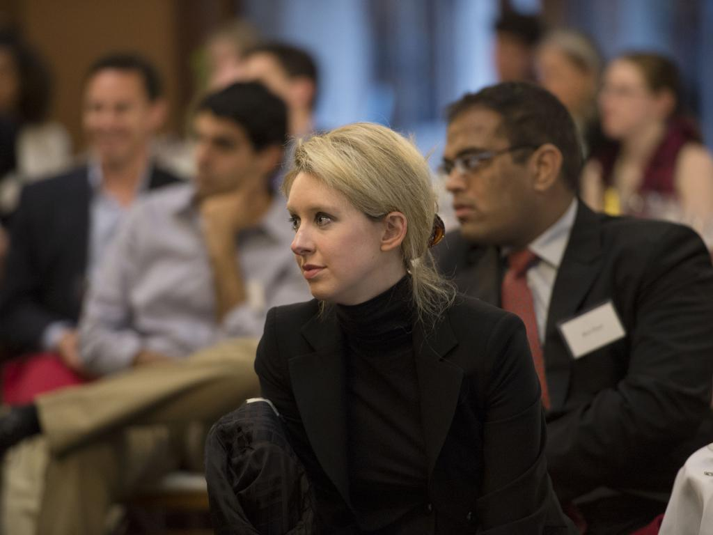 Theranos founder Elizabeth Holmes charged with £700m fraud