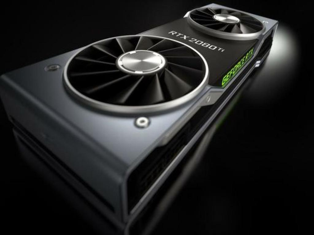 MSI Reveals Custom NVIDIA GeForce RTX GPU Series