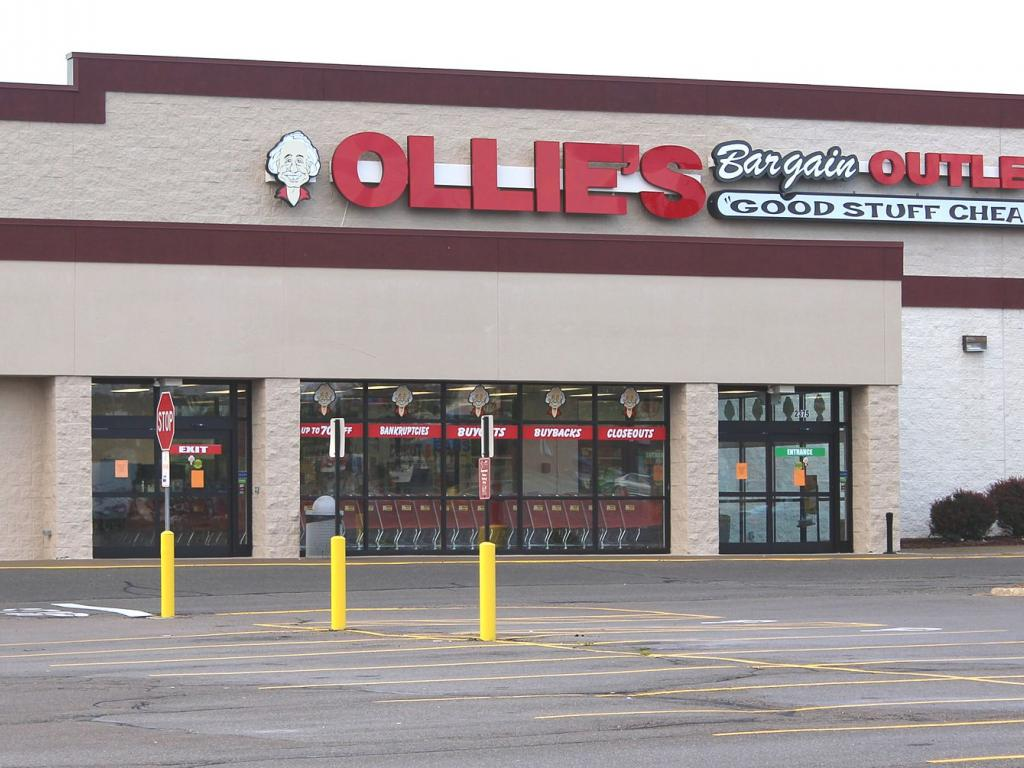 Ollie's Bargain CEO Doubles Down On Brick-And-Mortar Retail