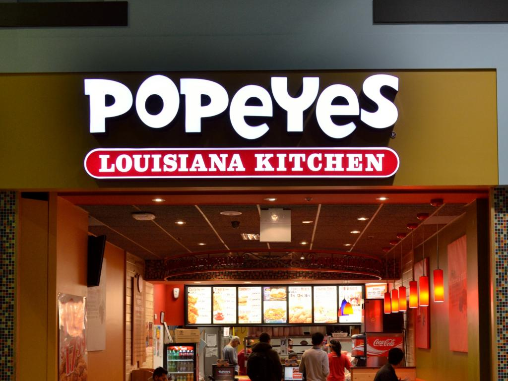 Burger King to buy Popeyes for a whopping $1.8 billion