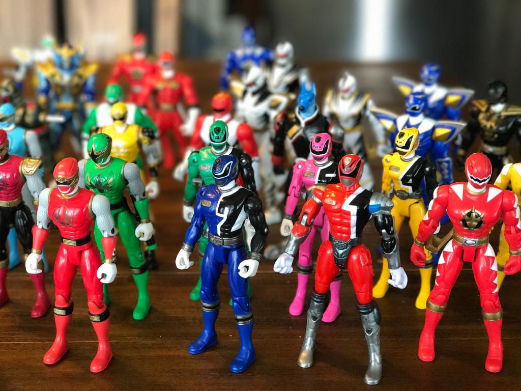 Hasbro acquires Power Rangers