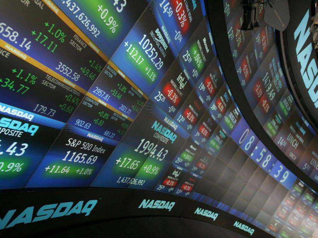 Mid-Day Market Update: US Stocks Turn Higher