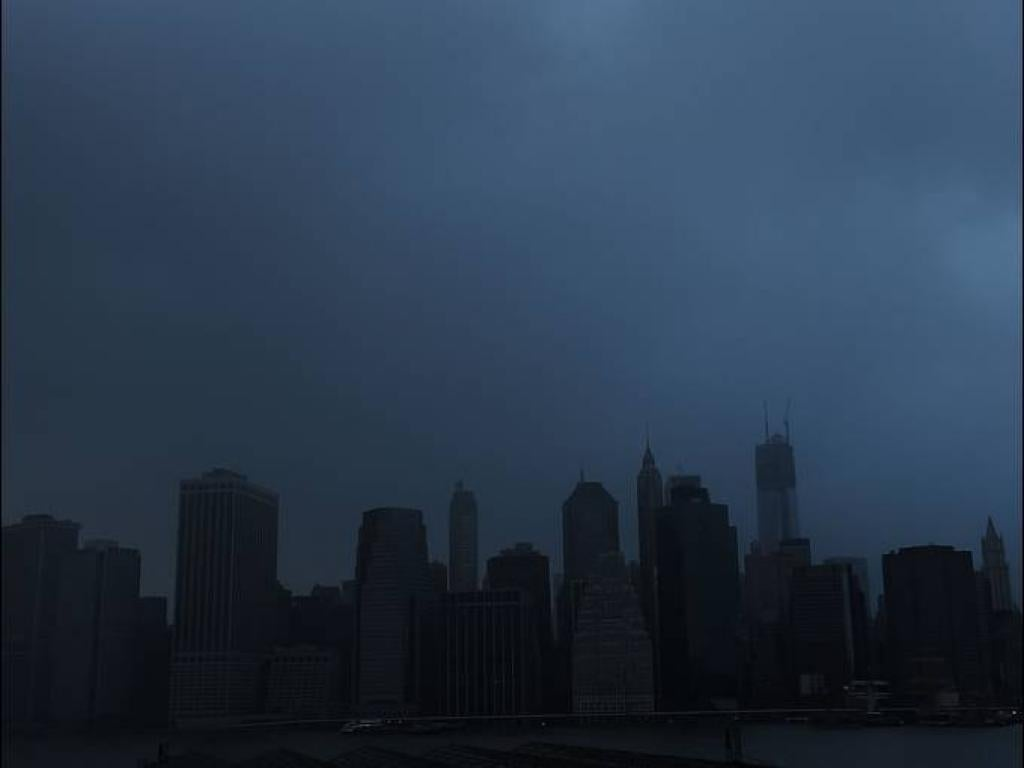 Con Edison Updates New York City Power Outages ... City Power Outage