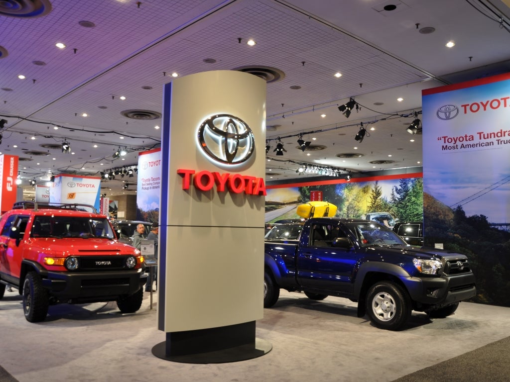 Toyota Motor Corp Ltd Ord Nyse Tm General Motors