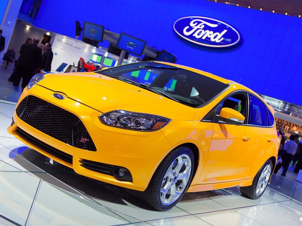 Ford motor company nyse f toyota motor corp ltd ord for Ford motor company news headlines