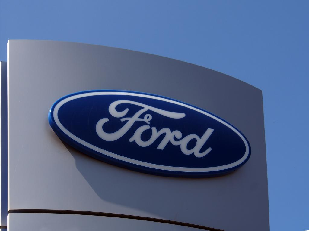 Ford motor company nyse f five star stock watch ford for Current ford motor co stock price