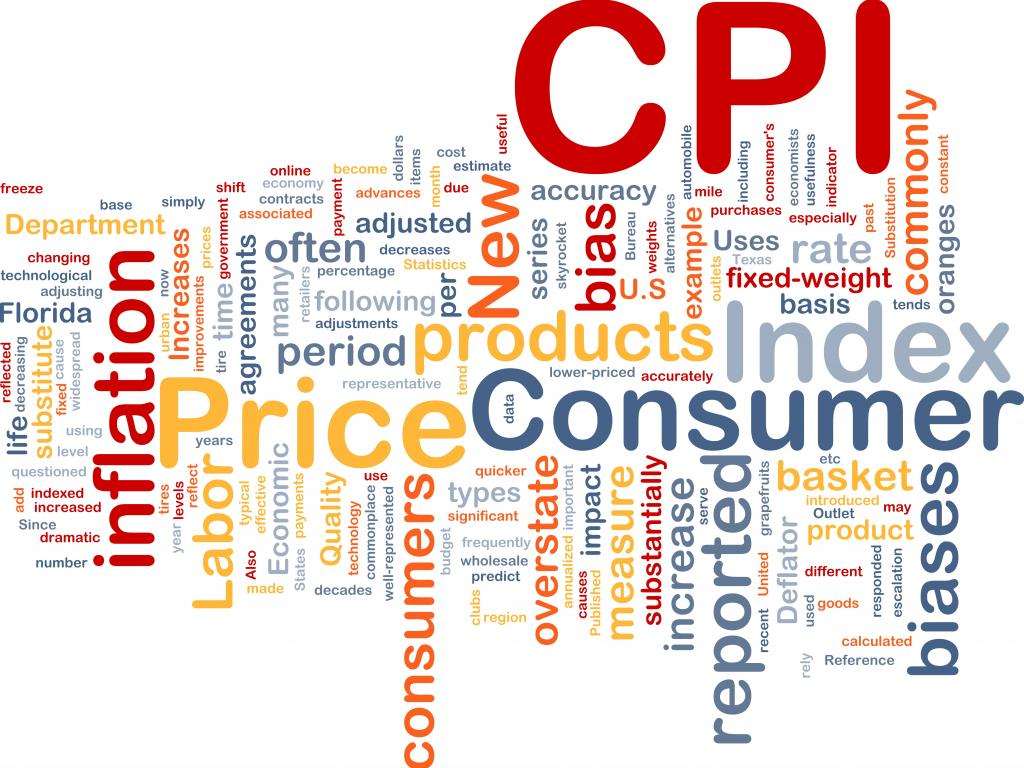 CPI Falls 0 2% While Hourly Wages Advance 0 3%