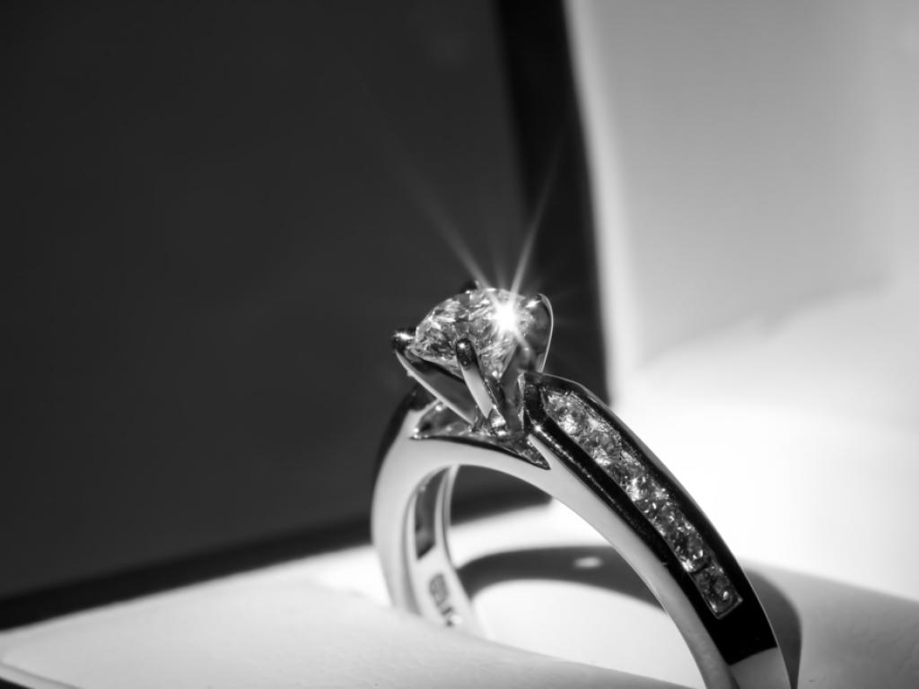 The Diamond Engagement Ring Necessary Expense Or High Value Investment