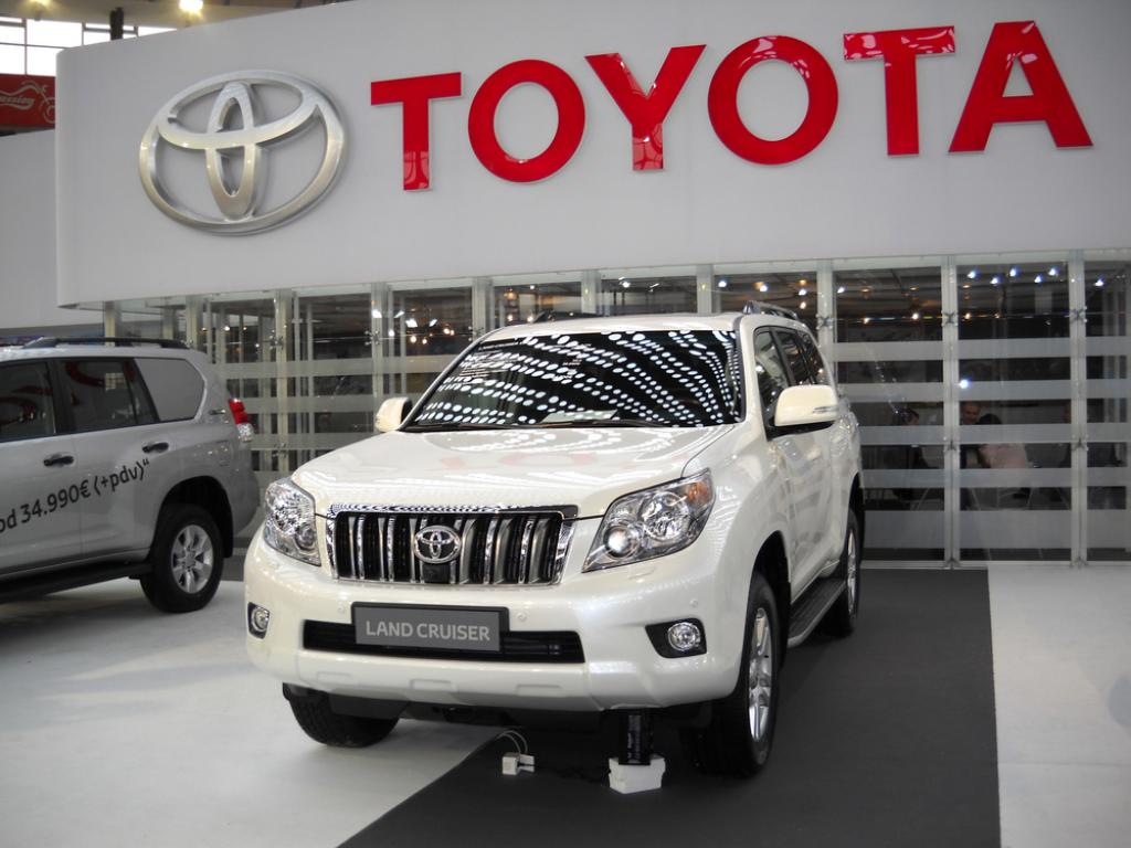 Toyota Motor Boosts Outlook On Strong US Japan Sales