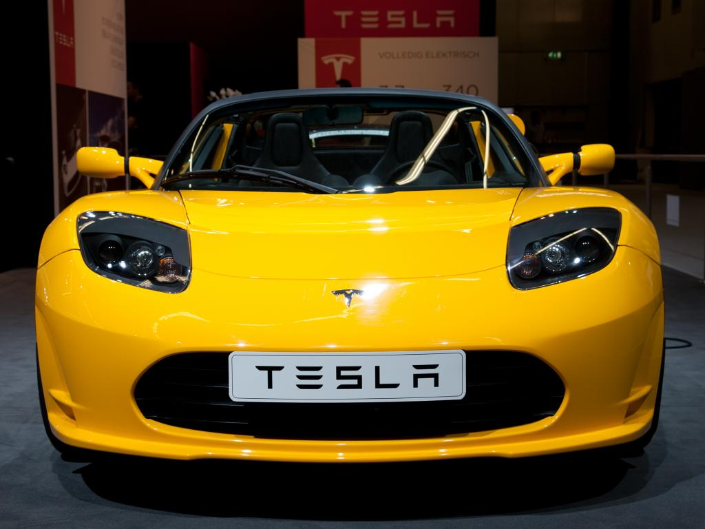 Tesla Motors Inc Nasdaqtsla Five Star Stock Watch Tesla