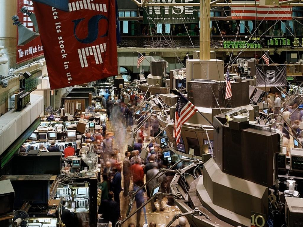 Stock Futures Build on Record Levels