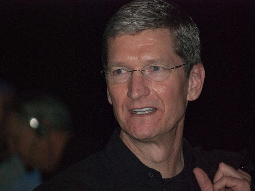 Tim Cook's $12 Million Bonus for 2018 Is His Biggest Ever