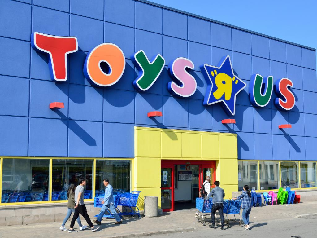 Toysrus business plan