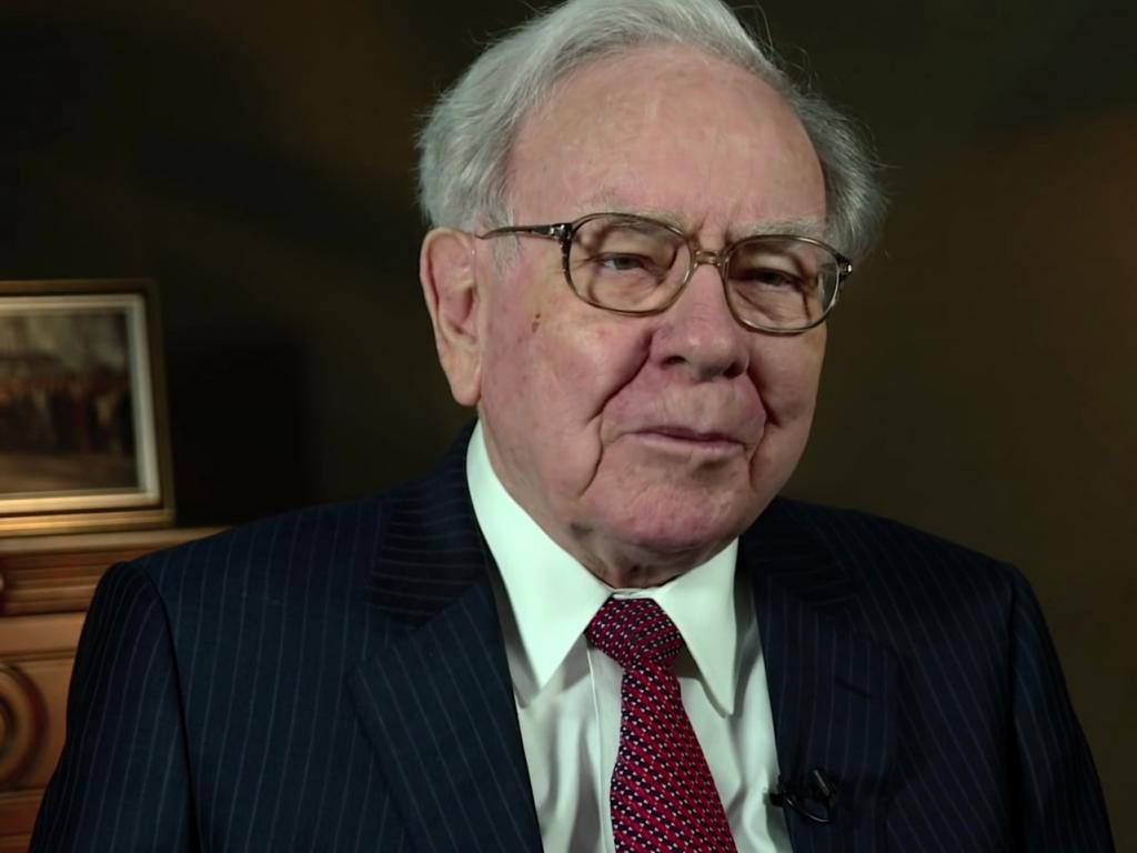 Buffett's company buys 9.8 percent of real estate investment firm