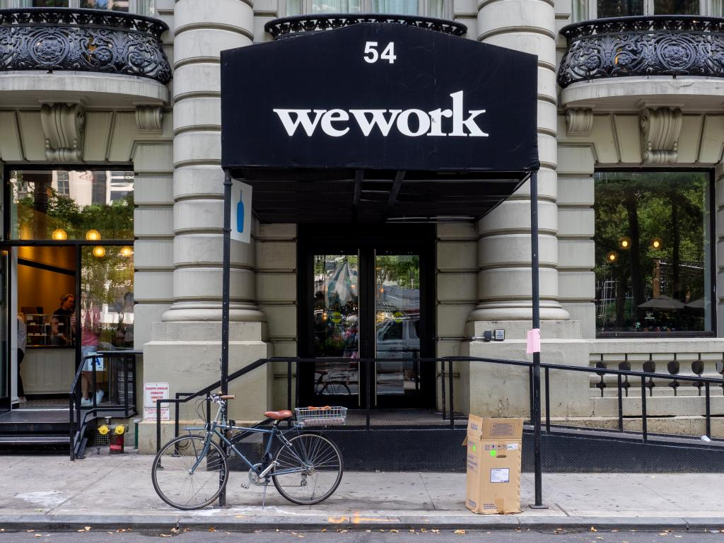 Softbank urges WeWork to shelve IPO over valuation worries:The Asahi Shimbun