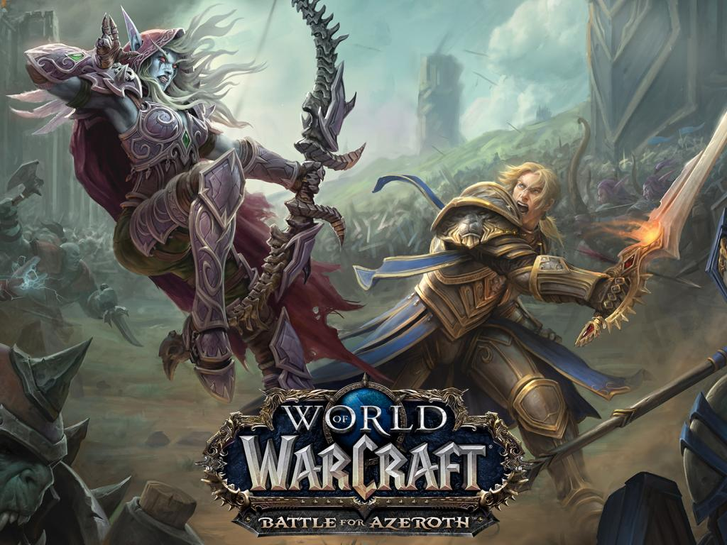 Battle for Azeroth is the fastest-selling World of Warcraft expansion ever