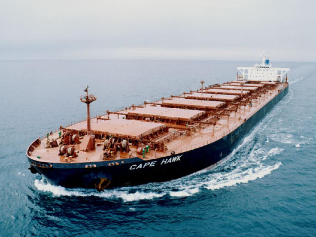 Eagle Bulk Shipping Inc. (NASDAQ:EGLE) - Time to Buy Eagle Bulk ...