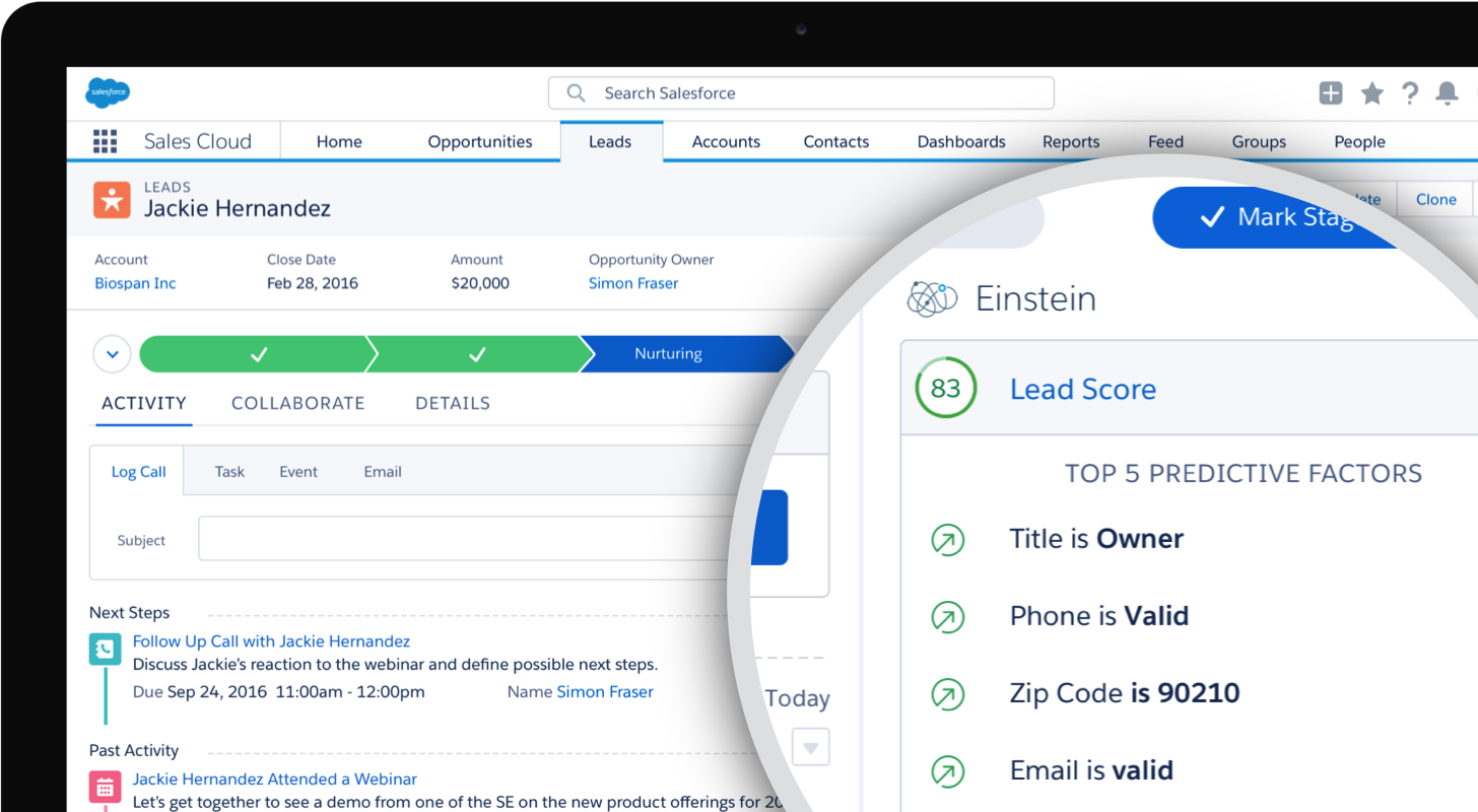 Morgan Stanley Projects A Strong Q4 At Salesforce (NYSE:CRM