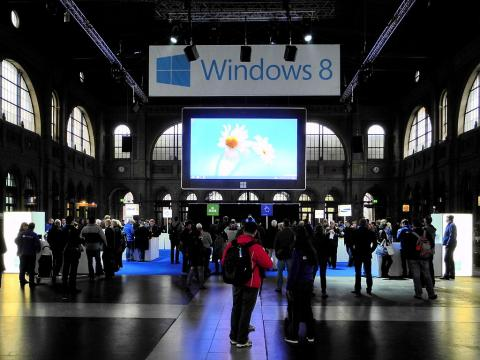 China Banned Windows 8