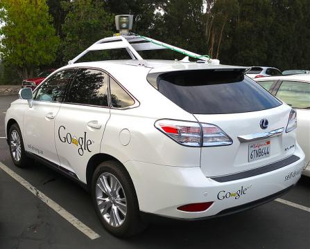 Google's Self-Driving Cars Could Hit A Road Near You (But Hopefully Not The Curb