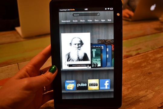 Amazon Lowered The Kindle Fire HD's Price To $159
